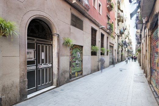 VINTAGE AUTHENTIC OLD TOWN APARTMENT - Barcelone