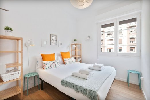 4-bedroom apartment with views of Sagrada Familia - Barcelona