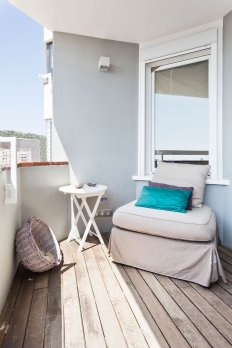 2 Bedrooms with Amazing Views for long stays - Barcellona