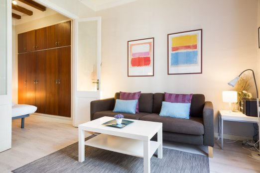 BARCELONA|CENTRAL, BRIGHT, 2-BEDROOM¤ - Barcelona