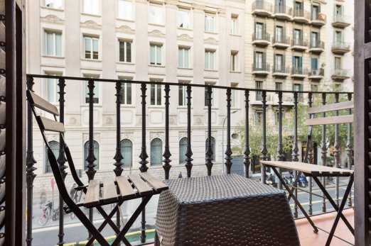 BARCELONA | PERFECT LOCATION | BALCONY| COMFORT¤ - Barcelona