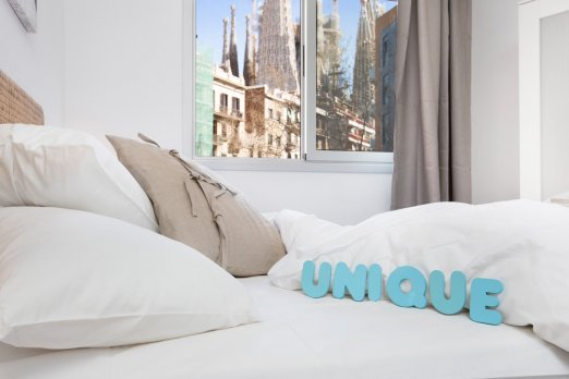 BARCELONA | BRIGHT FLAT |HEART OF SAGRADA FAMILIA¤ - Barcelona