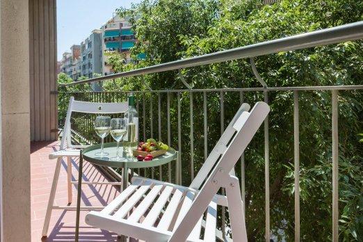 ⚜️Spacious Flat w/Balcony Near Sagrada Familia⚜️¦ - Барселона