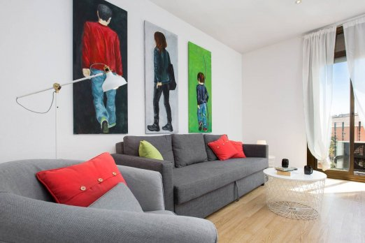 BARCELONA | SPACIOUS FLAT IN THE CENTER FOR 10¤ - Barcelona