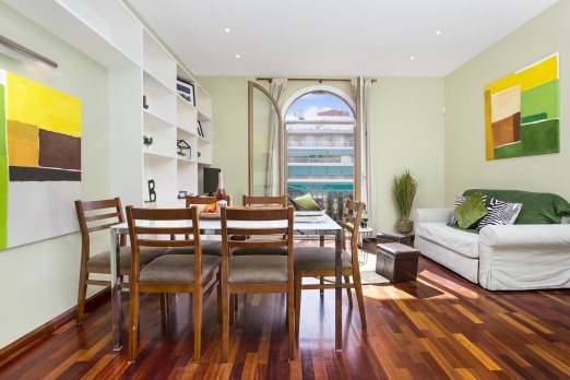 BARCELONA| COLOURFUL APT| PERFECT LOCATION¤ - Barcelona