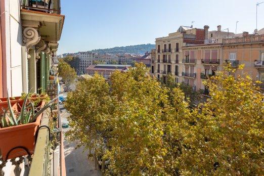 BARCELONA  NICE AND SPACIOUS  BALCONY¤ - Barcelona