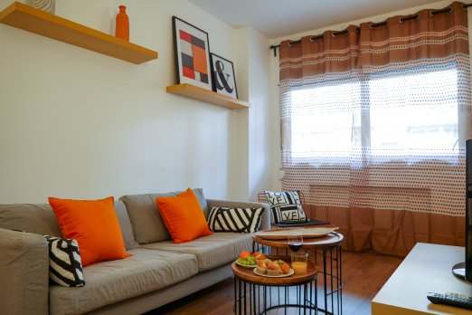 3 bedroom apartment for 5 people - Barcelona