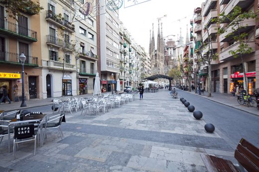 (GA37) BARCELONA| CHARMING APARTMENT NEAR SAGRADA FAMILIA - Barcelona