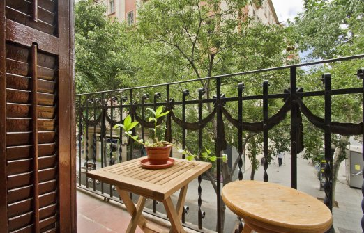 BARCELONA| APARTMENT WITH BALCONY AND TERRACE - Barcelona