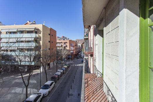 (BA3522)BARCELONA|COSY APT FOR FOUR NEAR FIRA  - Barcelona