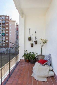 (BA3521) BARCELONA|COSY AND ELEGANT APARTMENT WITH BALCONY - Barcelona