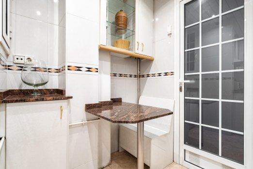 Lovely apartment with terrace near the beach - Barcelona
