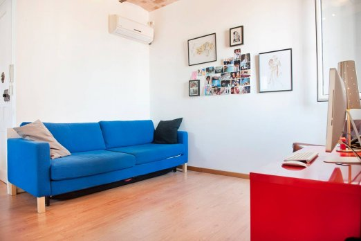 Charming apartment in Poble Sec  - Barcelona