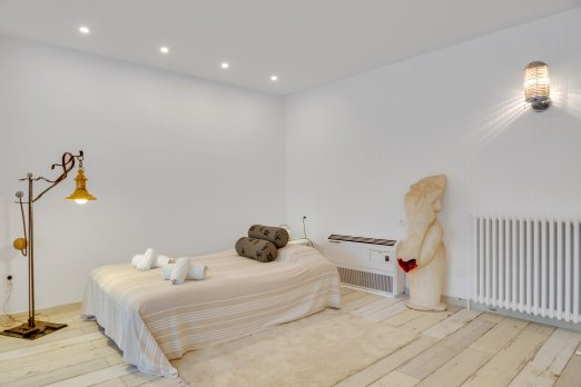 Artistic and spacious and house with terrace - Barcelona