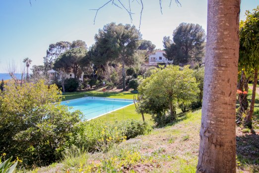 House in Cala Trons with pool and sports area - Barcelona