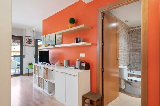 Apartment with pool close to the port of Estartit - Barcelona