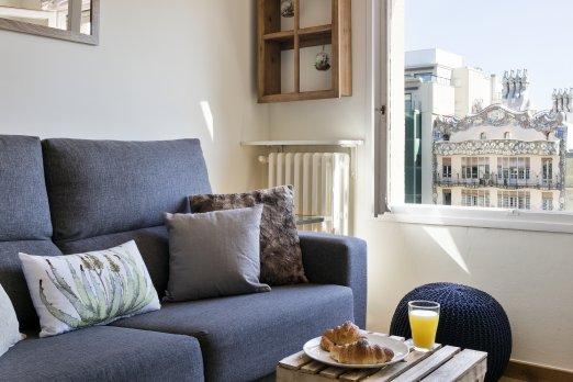 BARCELONA | NICE FLAT WITH GAUDI CASA BATLLO VIEW¦ - Barcelona