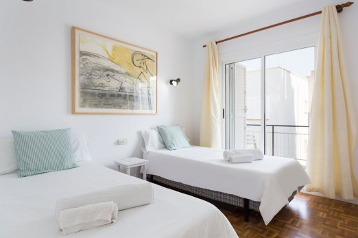 Holiday apt for family near the beach - Barcelona